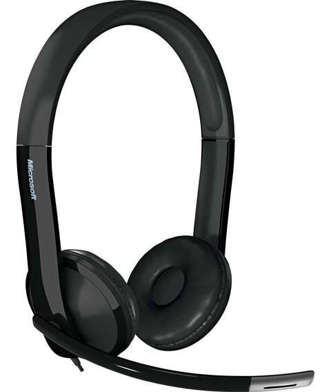 Headset Usb Lx-6000 Microsoft Plus