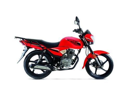Keeway Rkg 125 Motos Moto Nueva 0km 2021 + Obsequios - Fama
