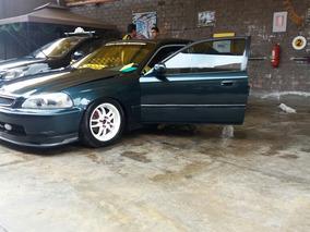 Honda Civic Coupe Ex Vte