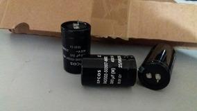 Capacitores Eletroliticos