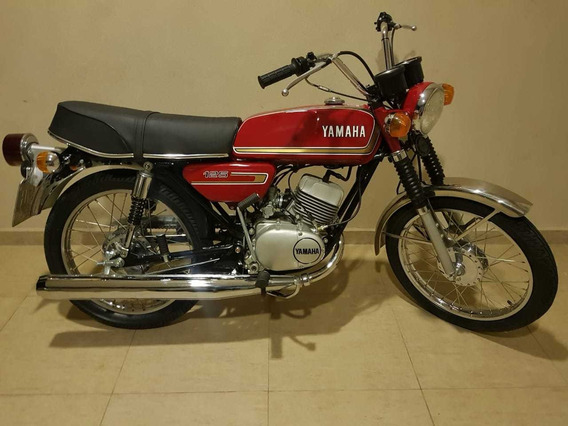 Yamaha Rs 1979 - Restaurada Pela Recar