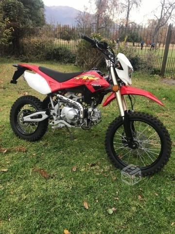 Motorrad Ttx 100r
