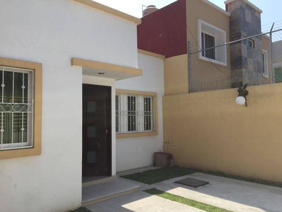 Casa En Renta 8 B, Bosques Amalucan
