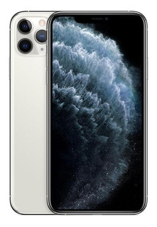 Apple iPhone 11 Pro 256gb 5.8 4k Triple Cam 12mp Plata