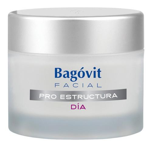 Imagen 1 de 6 de Bagóvit Facial Pro Estructura Crema Día Antiage Hidratante