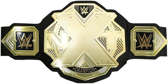Cinturão Wwe Nxt Championship Original Pronta Entrega