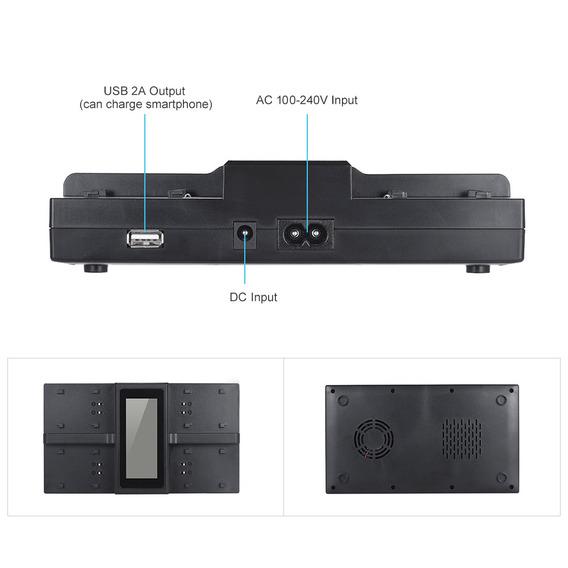 Camera En-el15 Npfw50 Npfw50 4-channel Digitalandoer