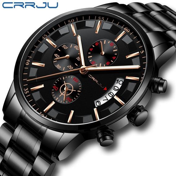 Relógio Masculino Luxo - A Prova D
