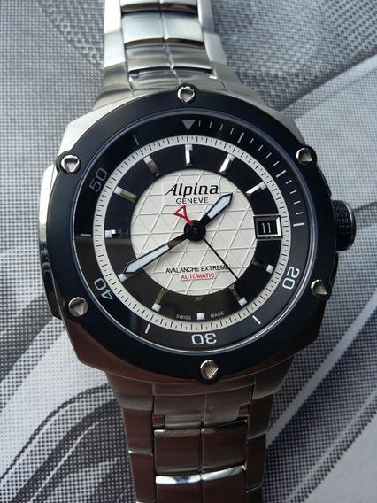 Relógio Alpina - Avalanche Extreme 41mm - Abaixei O Valor!!!