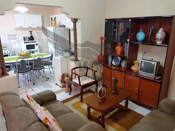 Casa Térrea Na Vila Hortência - 01 Dormitório - Sala De Estar - Sala De Jantar - Cozinha - Quintal - 01 Vaga Coberta - Ca00077 - 31945945