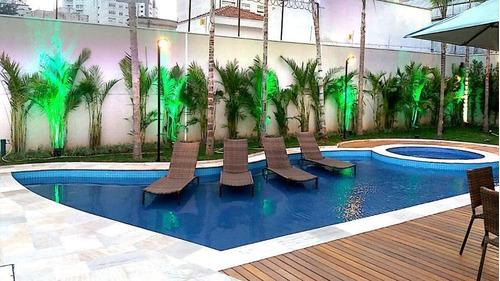 Apartamento Para Venda Em São Paulo, Parque São Jorge, 4 Dormitórios, 2 Suítes, 3 Banheiros, 2 Vagas - Cap1537_1-1182486