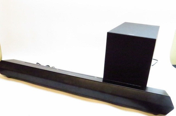Sound Bar Sony Ht St 5 Hd Wireless Subwoofer 7.1
