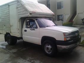 Camión Cava Chevrolet Cheyenne C3500 Segundo Dueño Operativo