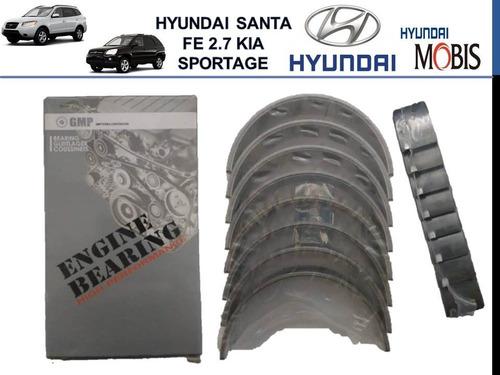 Concha Bancada Kia Sportage Hyundai Santa Fe 2.7 Std