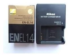 Cargador Y Baterias Para Camaras Nikon Originales