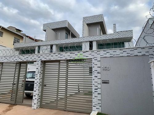 Casa Duplex Com 3 Quartos Para Comprar No Santa Amélia Em Belo Horizonte/mg - 3671