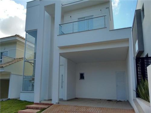 Sobrado Com 3 Dormitórios À Venda, 303 M² Por R$ 1.150.000 - Condomínio Mont Blanc - Sorocaba/sp, Próximo Ao Shopping Iguatemi - So0133 - 67640848