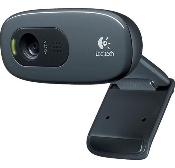 Webcam Logitech C270 Hd 960-000694