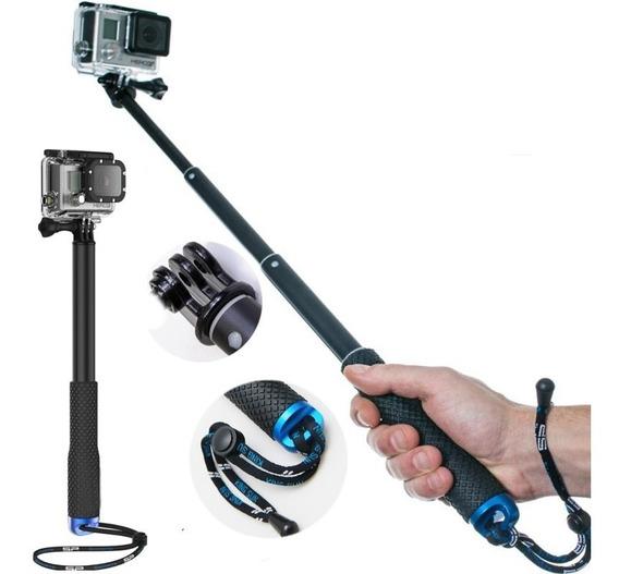 Monopod Selfie Gopro Brazo Extensible Sumergible Waterproof