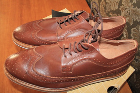Zapatos Selected Homme Cuero Made In Portugal