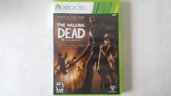The Walking Dead - Game Of Year Edition - Original - Xbox360