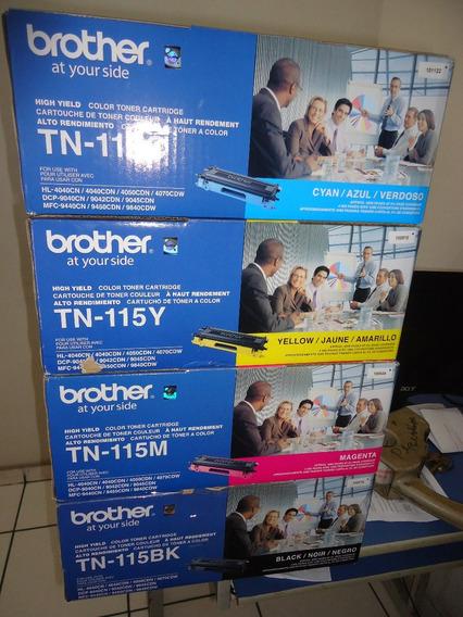 Toner Para Impressora Brother Hl-4040-cn - Novos