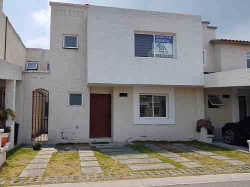 Casa En Renta Residencial Villas El Castaño Metepec