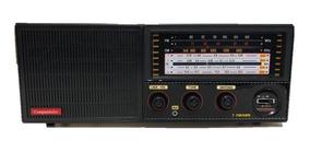 Rádio Antigo Cabeceira De Madeira Fm Am E Fm Estendida