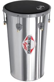 Rebolo Contemporanea Light Aluminio 50x12