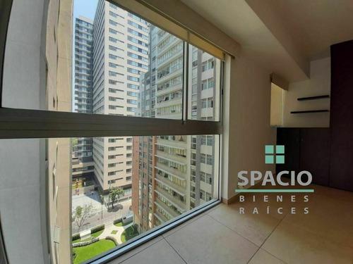 Imagen 1 de 18 de Renta  Departamento,  Exterior, Vista A La Ciuda, Granada  M