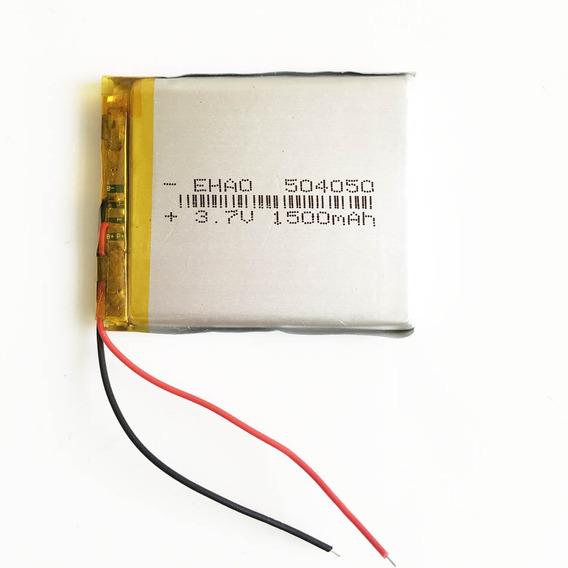 Bateria Gps Apontador 7 1500 Mah 3,7v Com 2 Fios Original