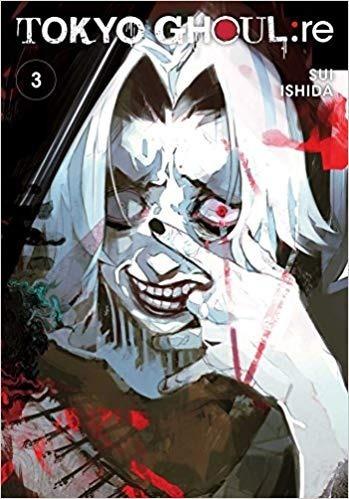 Manga Tokyo Ghoul: Re 3 Perfeita Condicao!