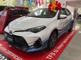 Toyota Corolla 1.8 Se Plus At Cvt 2018 (demo)