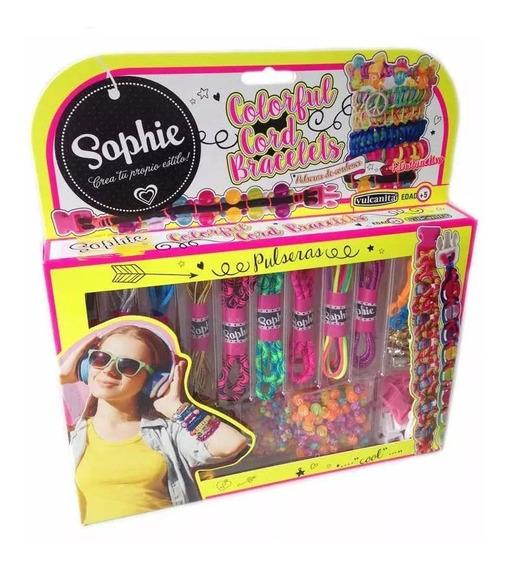 Sophie Colorful Cord Bracelets Int 6317 Envio Gratis Caba