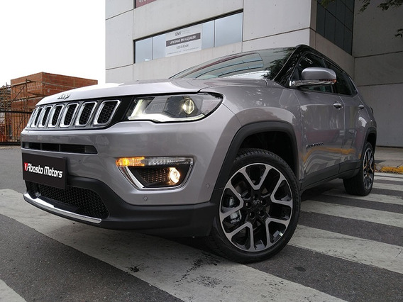 Jeep Compass Limited 4x4 At 0km 2020 Entrego Ya Stock Real