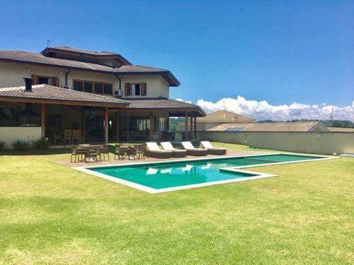 Imagem 1 de 30 de Casa À Venda, 550 M² Por R$ 3.300.000,00 - Flamboyant - Atibaia/sp - Ca1050