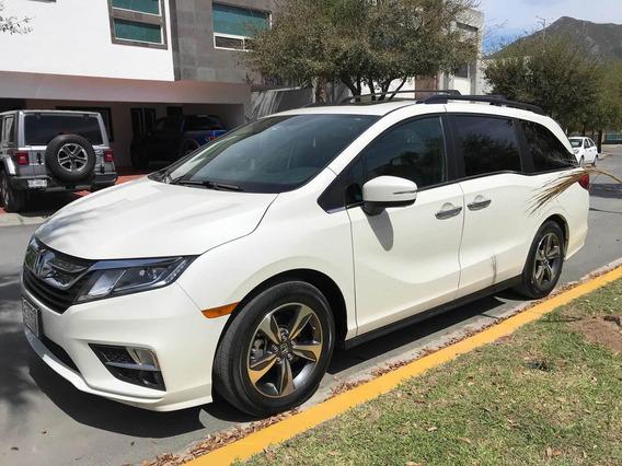 Honda Odyssey 3.5 Exl At 2018 Dvd P.eletrica Parrilla Nueva
