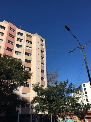 Alquiler Centro, Mono Ambient, Piso Alto Vista Al Mar, Porte