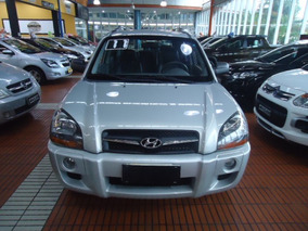 Hyundai Tucson 2.0 Gl 4x2 5p Bcos Em Couro