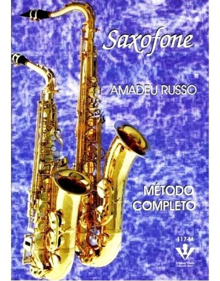 Método Completo De Sax Amadeu Russo