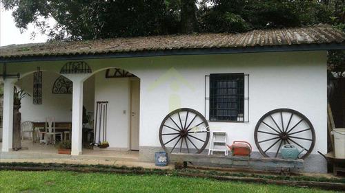 Chácara Com 1 Dorm, Chácara Libardi Schimidt, Embu-guaçu - R$ 300 Mil, Cod: 175 - V175
