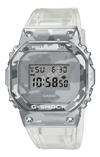 Reloj Casio G-shock Youth Gm-5600scm-1cr