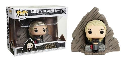 Figura Funko Pop Daenerys Targaryen 63 On Dragonstone Throne