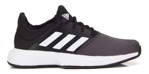 Tênis adidas Gamecourt Preto E Branco