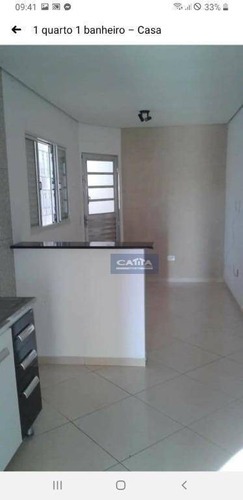 Imagem 1 de 30 de Casa À Venda, 258 M² Por R$ 560.000,00 - Vila Formosa - São Paulo/sp - Ca4148