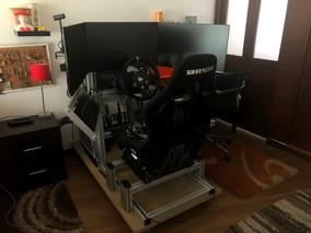 Cockpit Simulador Profesional Gama Alta (solo Pc) Completo