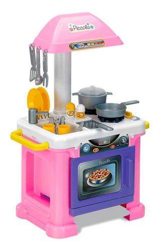 Cocina Juguete Modelo Piccola De Rondi