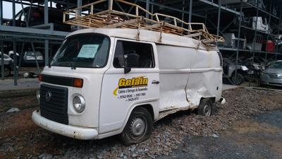 Sucata Peças Acessórios Volkswagem Kombi Furgão 2011 80cv