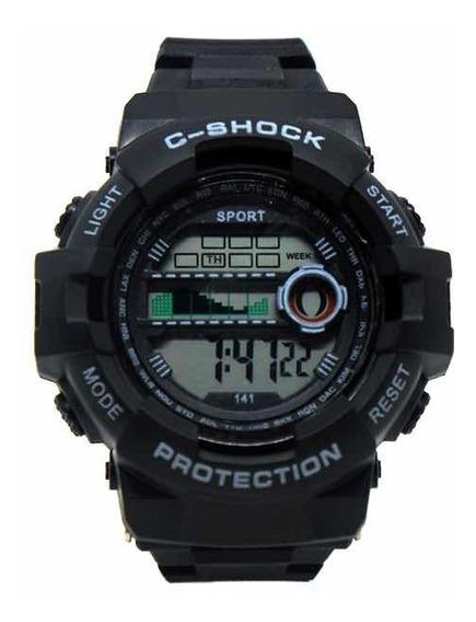 Relógio Digital G-shock Preto! Entrega Rápida!