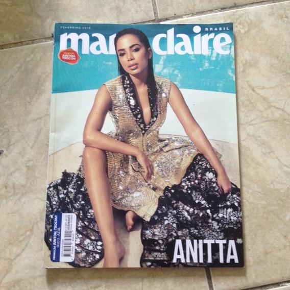 Revista Marie Claire Brasil Fev2018 N323 Anitta C2